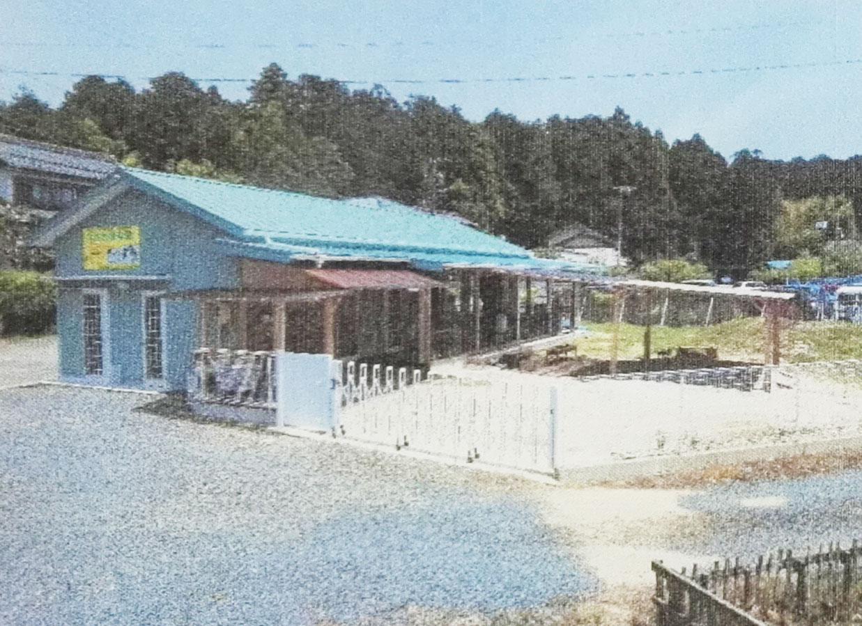 つばさ保育園全景写真(H30年11月)