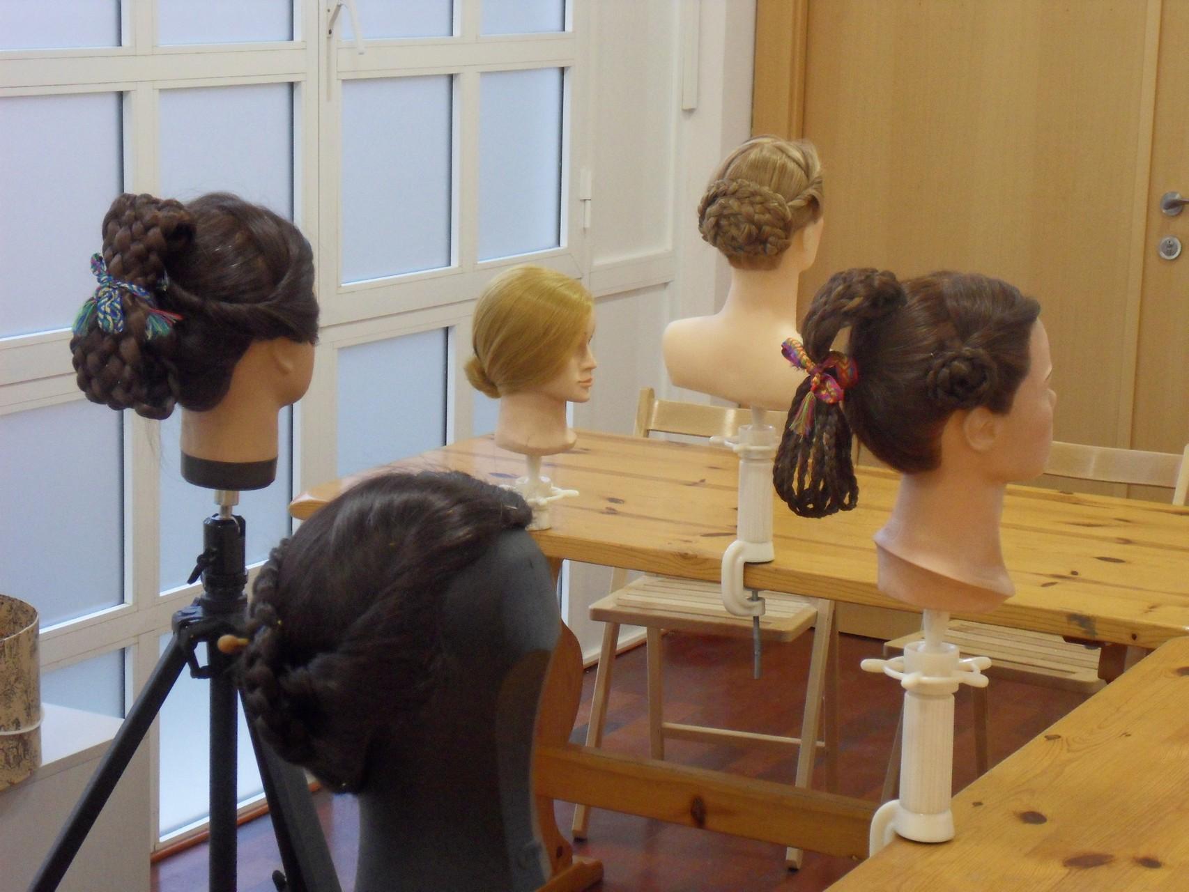 Talleres de peinado tradicional