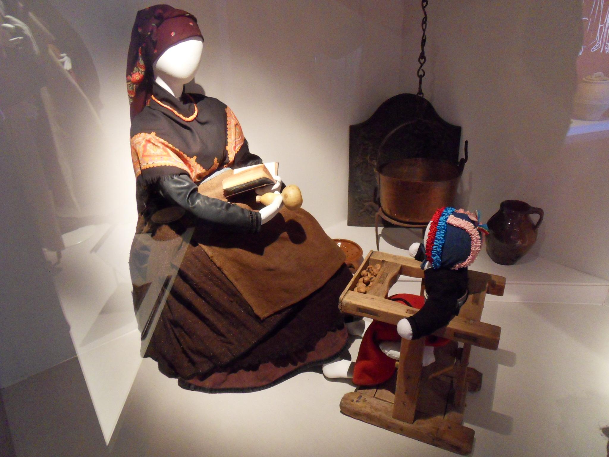 Detalle exposición 2012-2013
