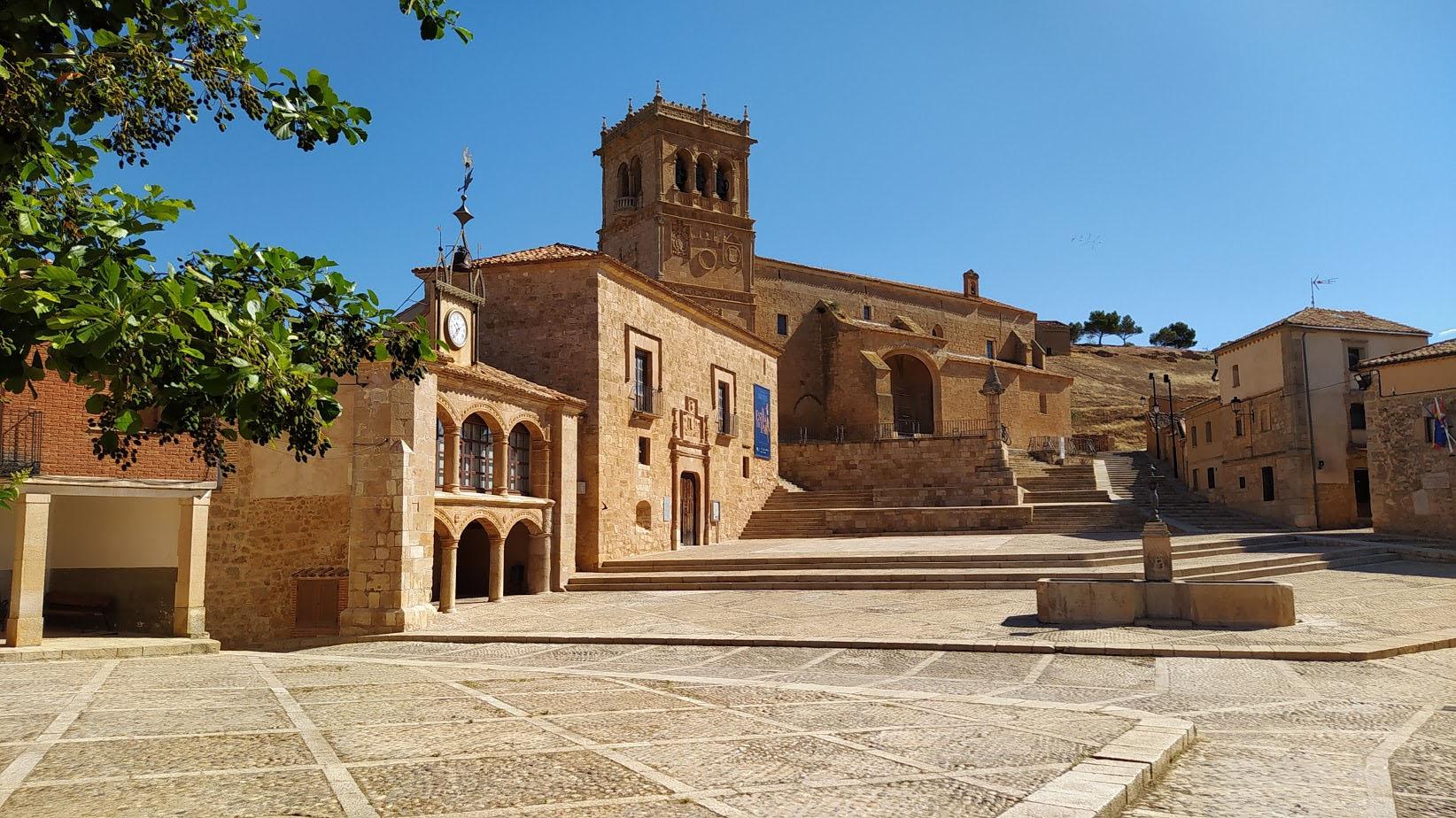 El Museo y su entorno: La Plaza de Morón