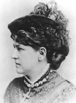 Fanny en 1880