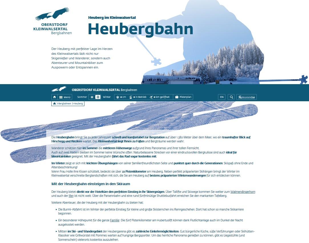 Heubergbahn