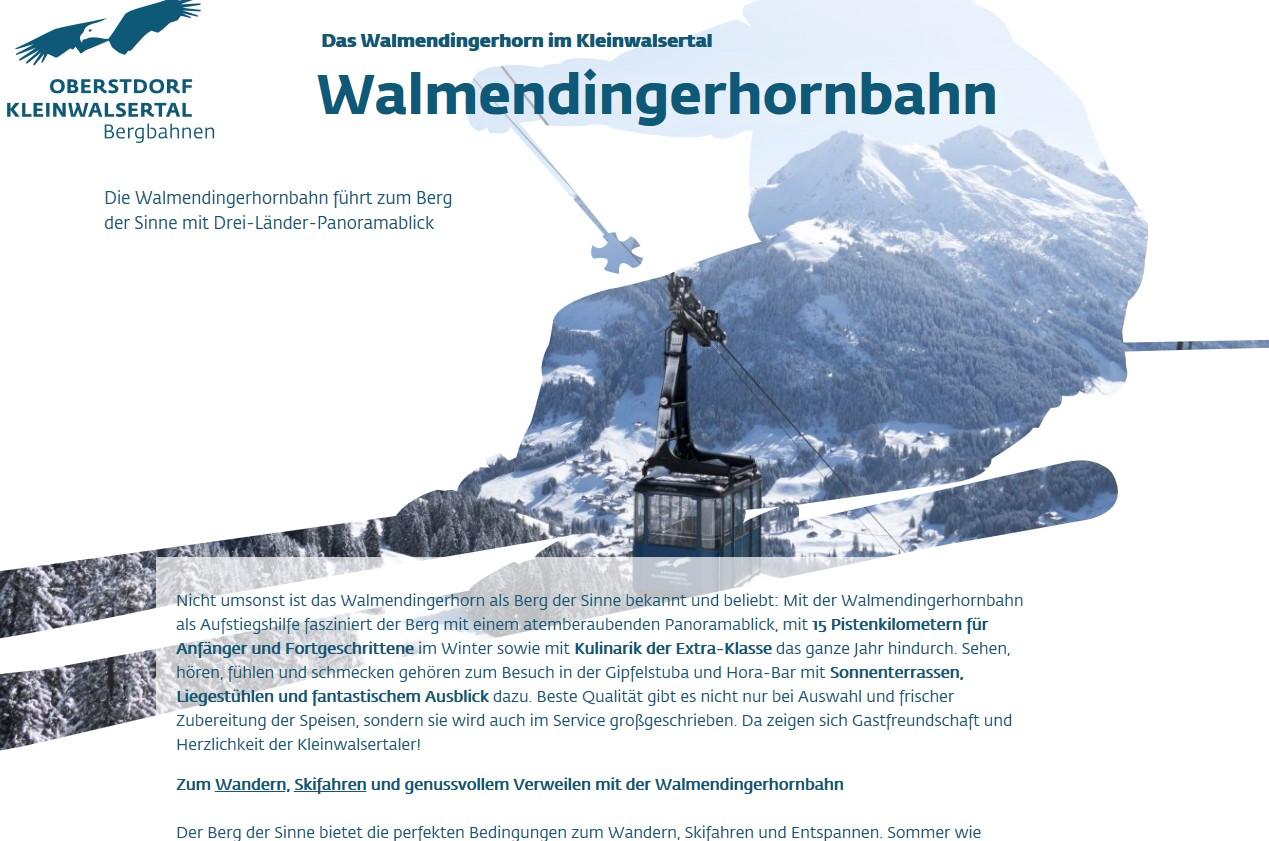 Walmedingerhornbahn