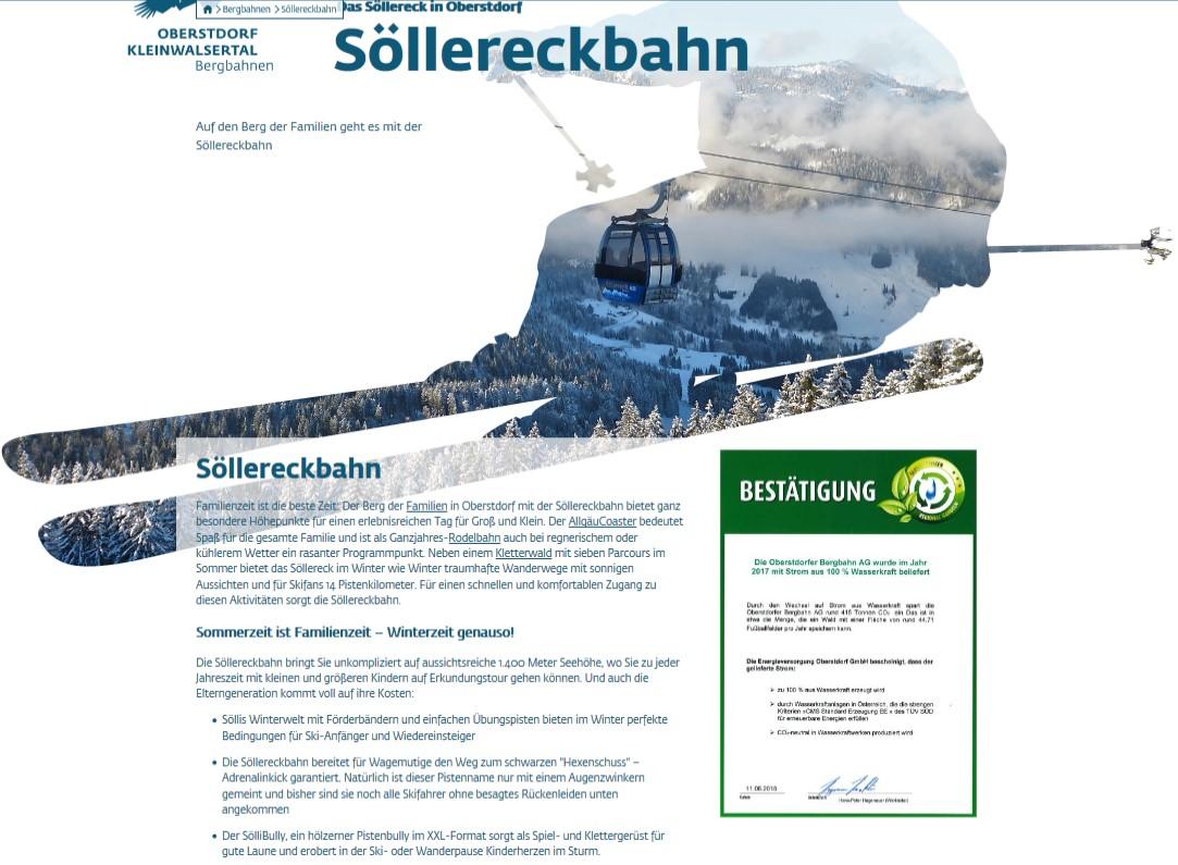Söllereckbahn