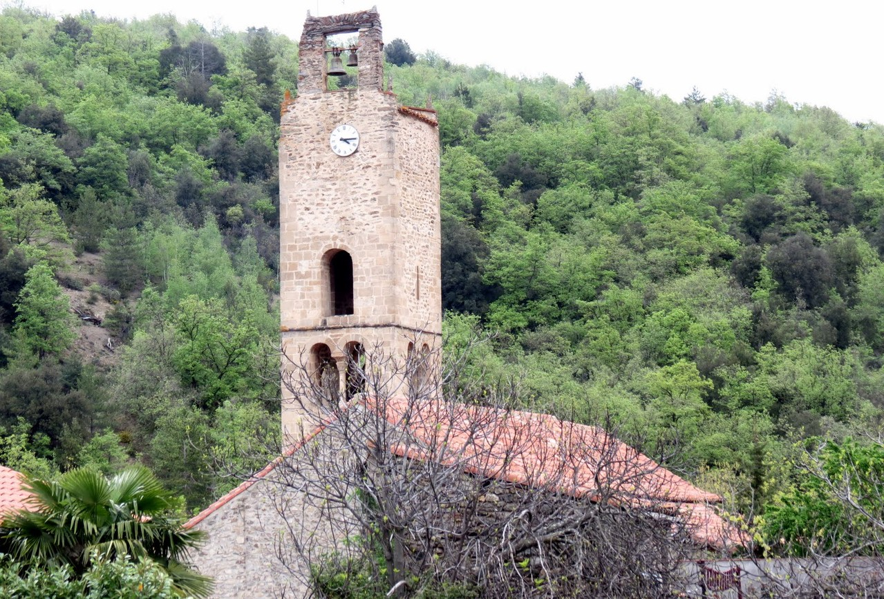 Taurinya, Eglise