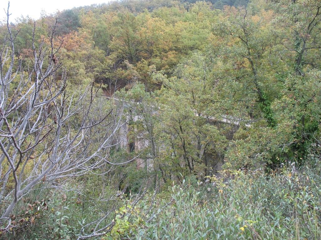Aqueduc près Syrach