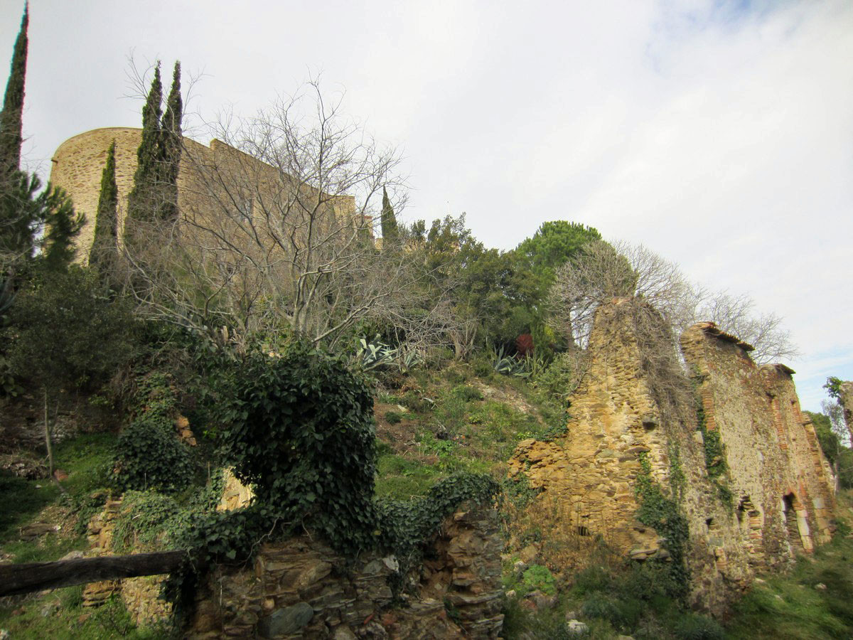 Corbera de Dalt  Ruines