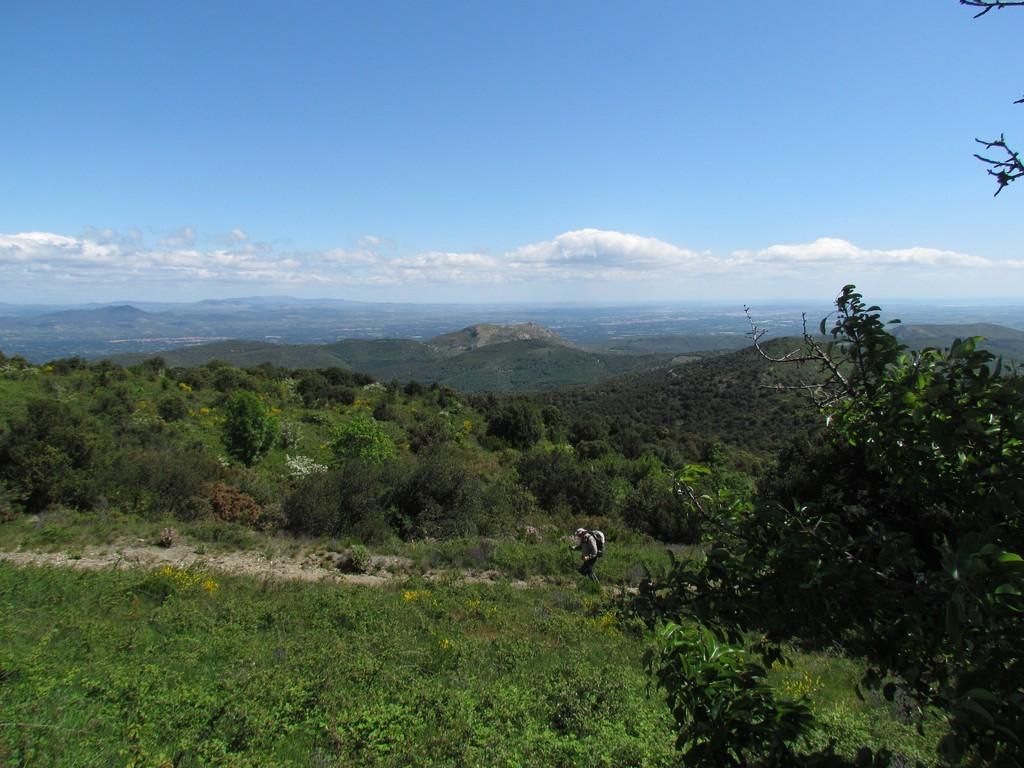 A l'assaut du Puig de Boc