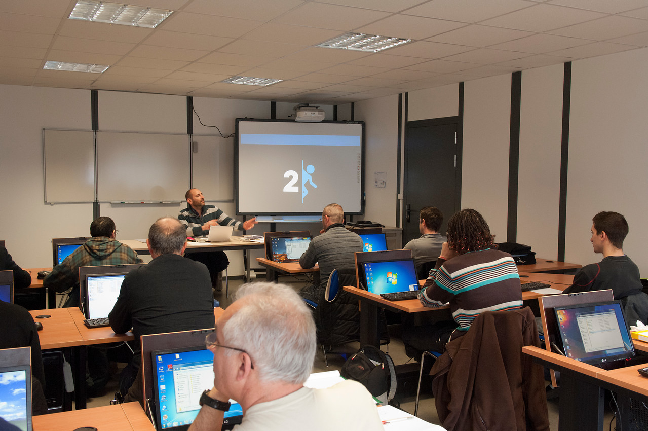 C2RT Formation Informatique C2RT