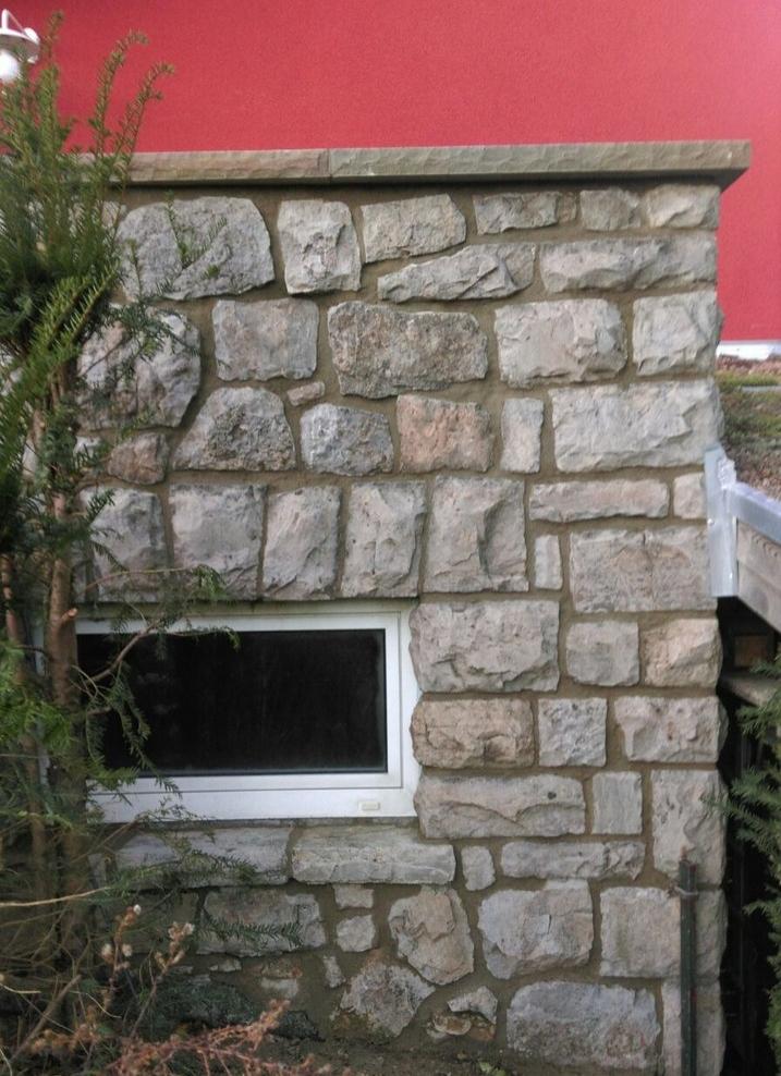 Fugensanierung an Bruchsteinmauerwerk