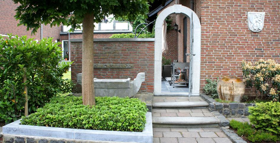 Gartengestaltung naturstein hackenbruch design in stein for Gartengestaltung app
