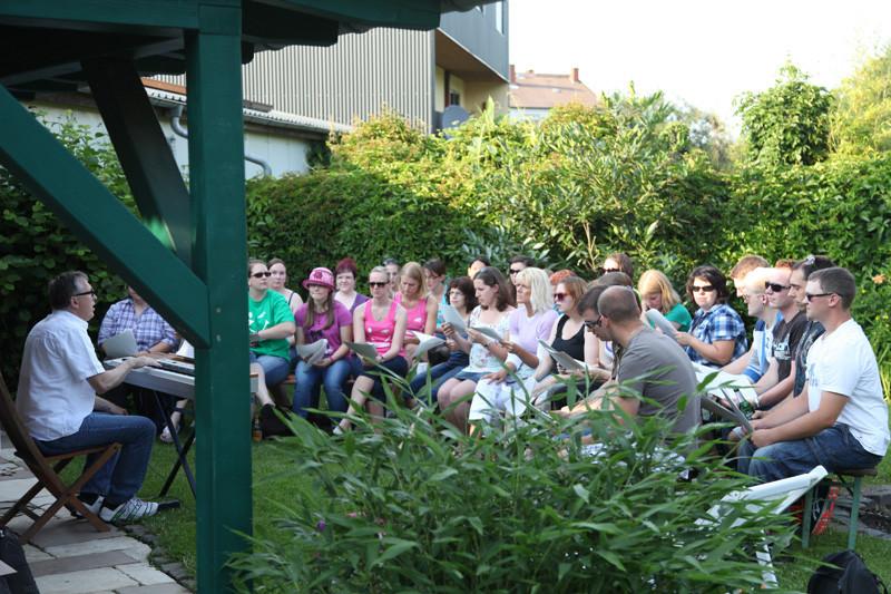 Open-air-Singstunde