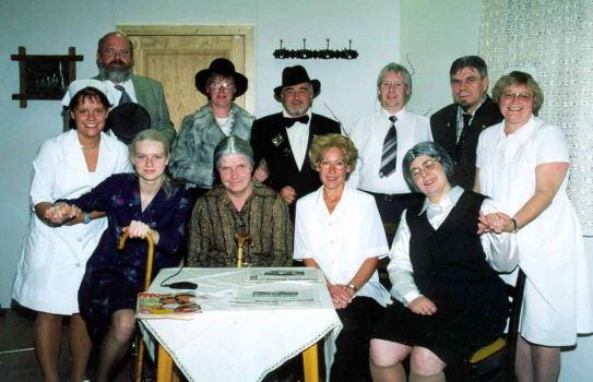 Gruppenbild 2001