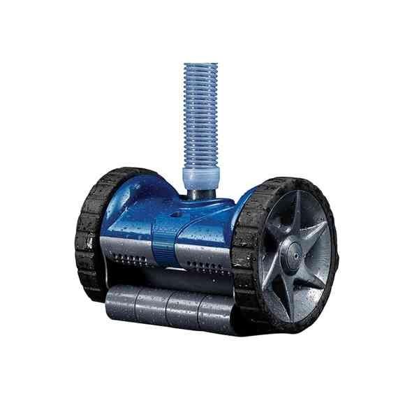 Le robot Blue Rebel remplace le balai VICTOR. Tarif: 430 € TTC  (Prix public conseillé)