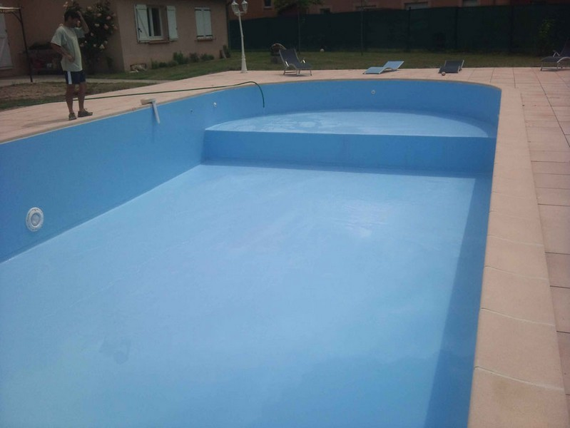 Rénovation piscine à Montauban (82000)