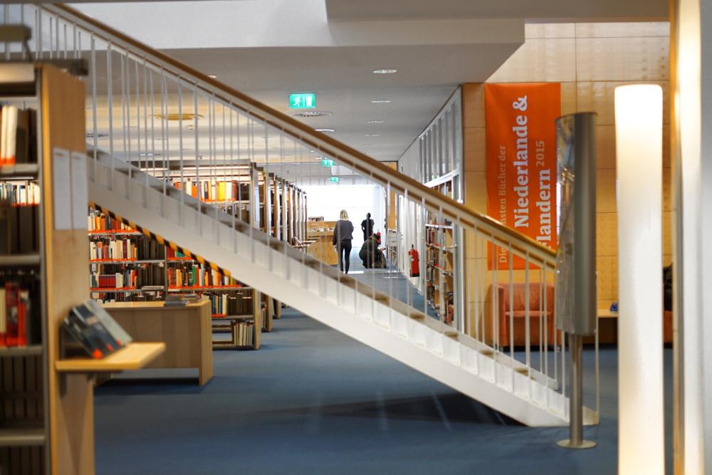 Wien Hauptbücherei