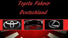 Toyota Fahrer Deutschland
