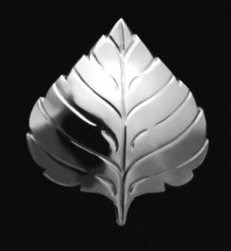 Aspen Leaf Pin