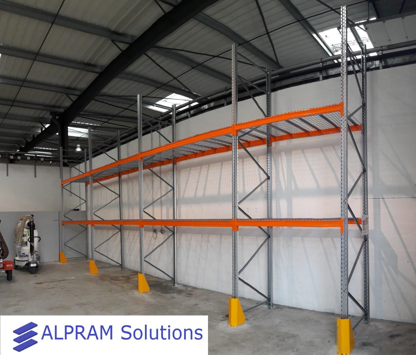 ALPRAM SOLUTIONS - Rayonnage Epsirack - 78 Poissy
