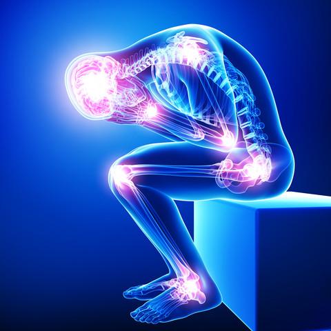 Douleurs aigues et chroniques et huiles essentielles