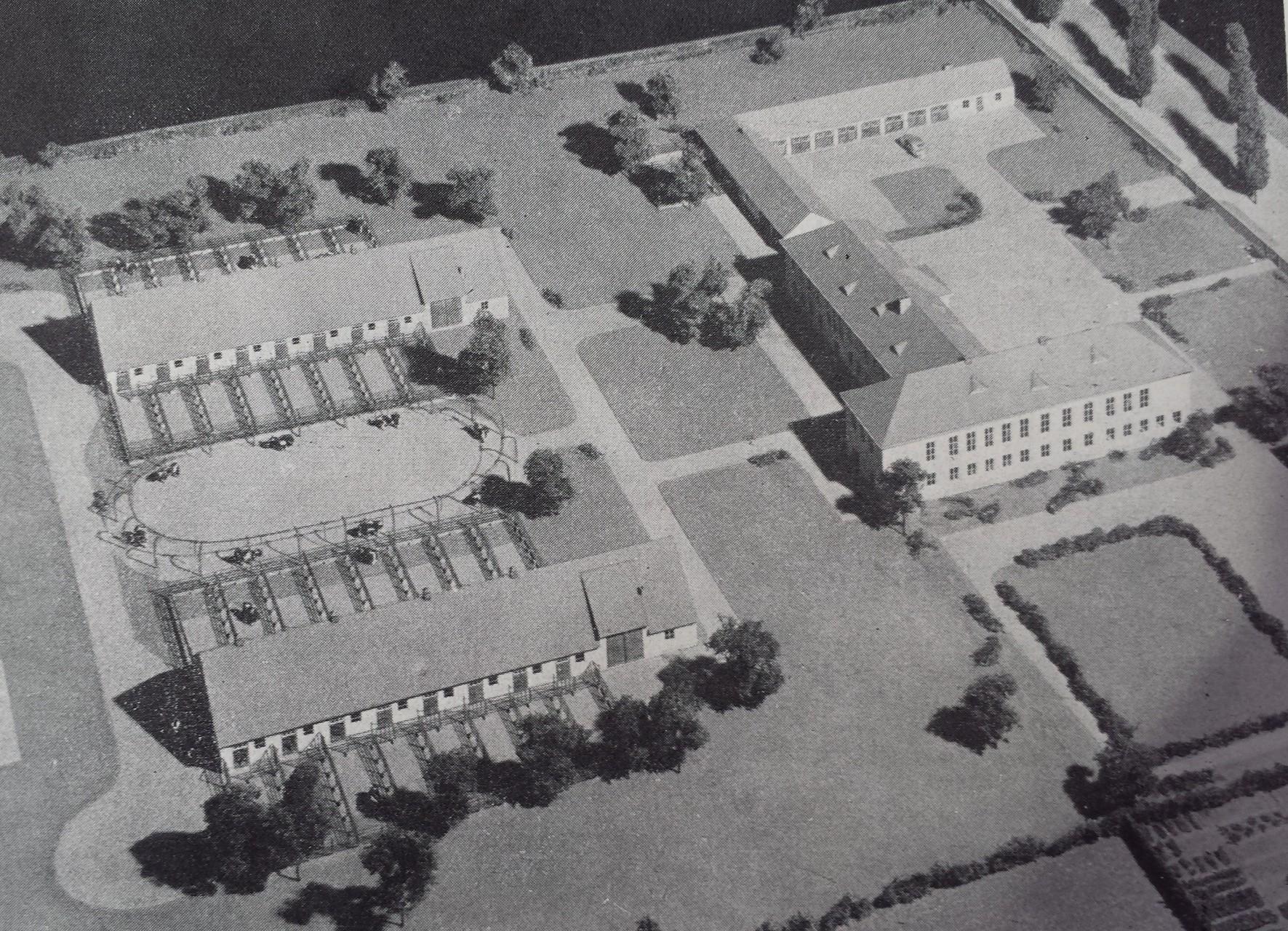 Der Betrieb war einer der modernsten Rinderbesamungsanlagen der DDR