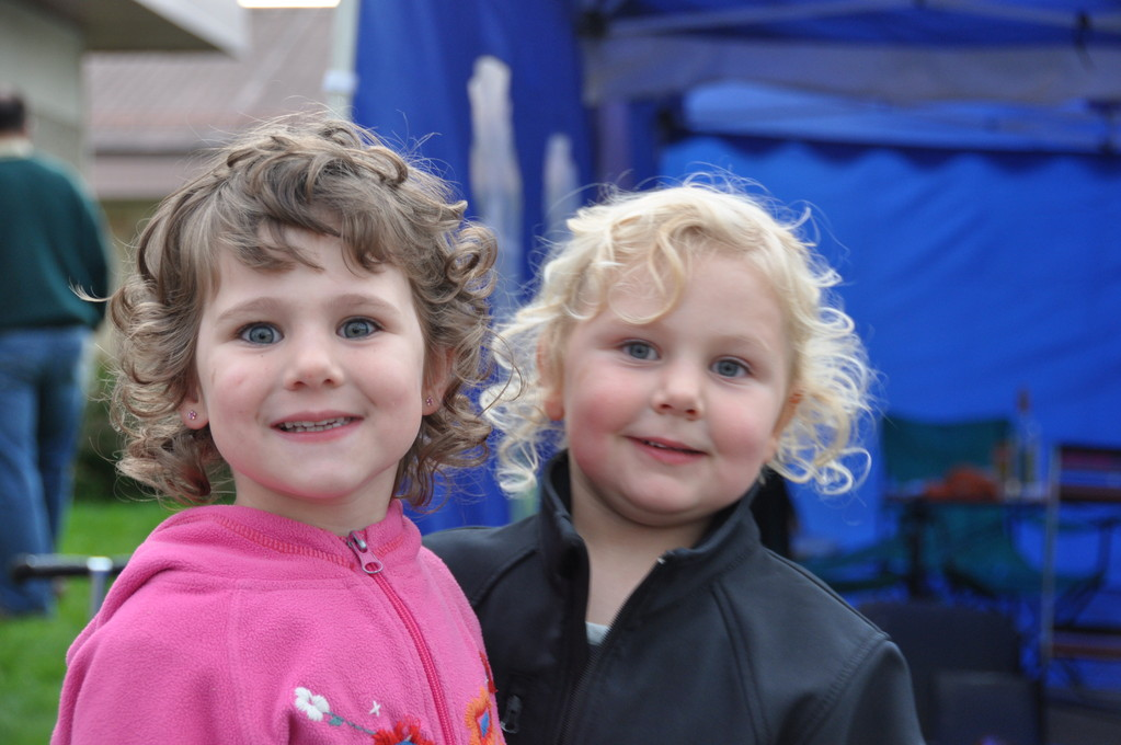 Cloë und Lucie