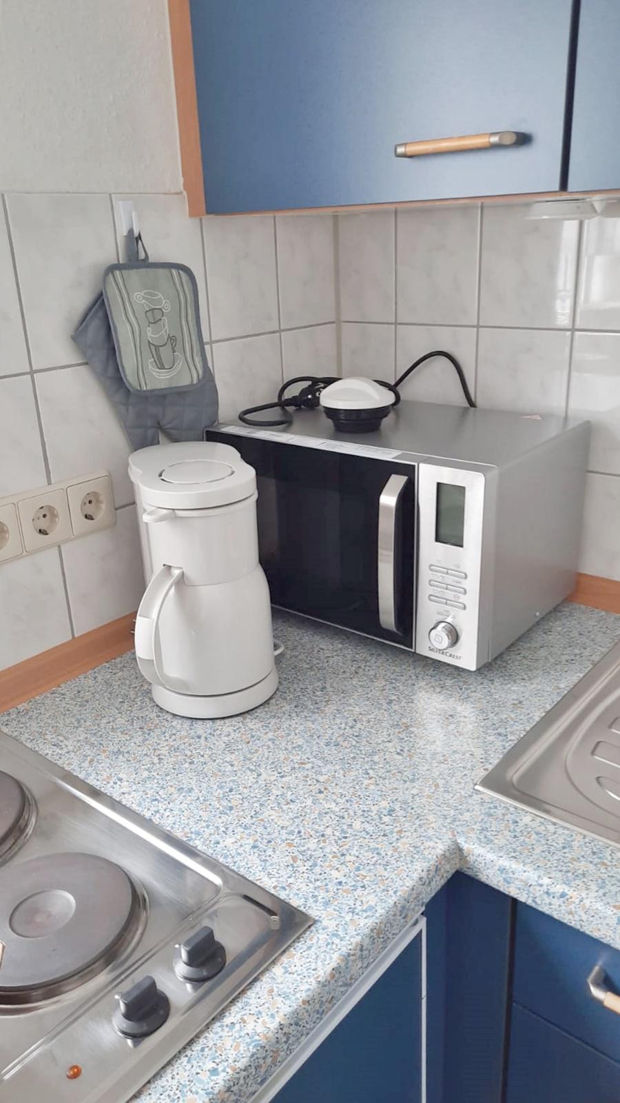 Küche Mikrowelle