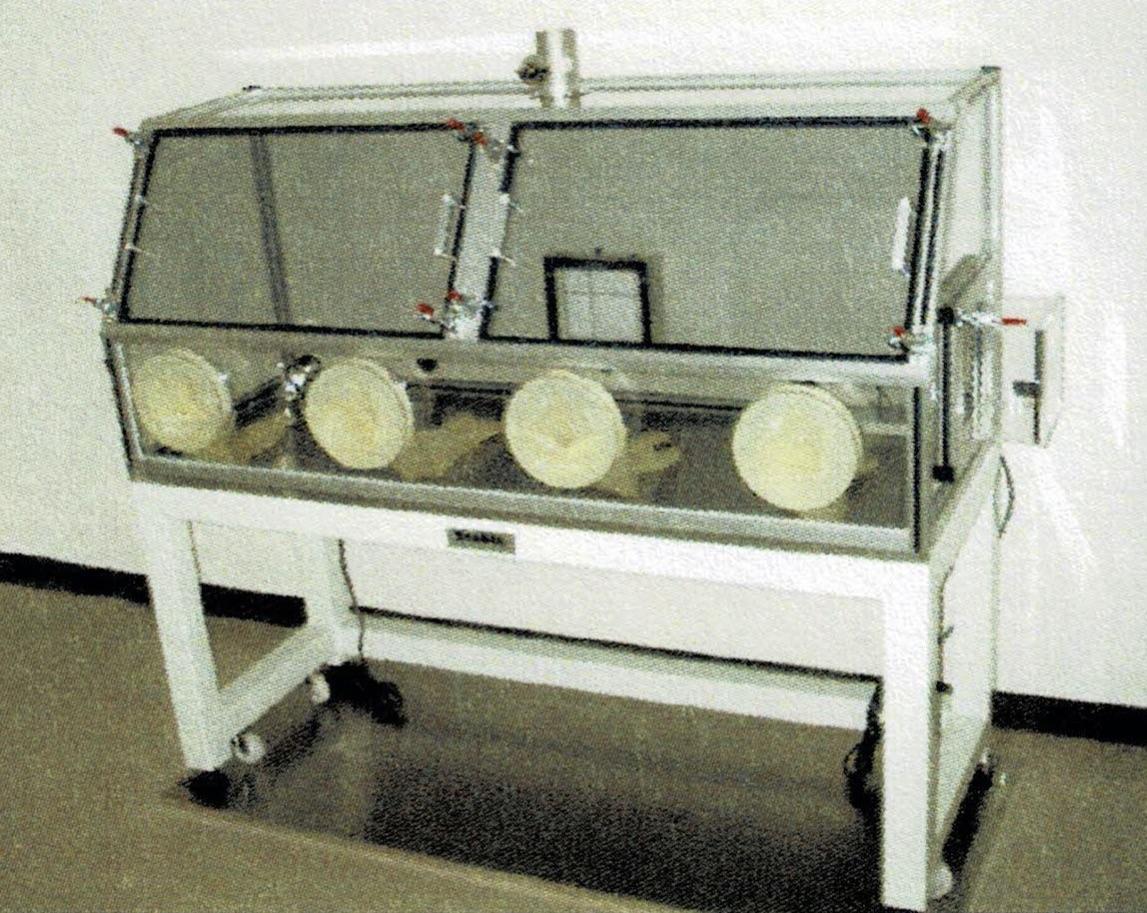 二連型グローブボックス
