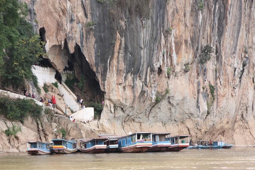 Pak Ou Caves ou Grottes aux 1000 Buddhas