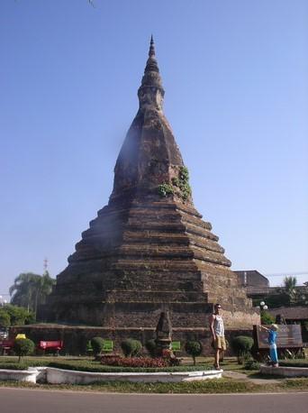 That Dam ou Stupa noire