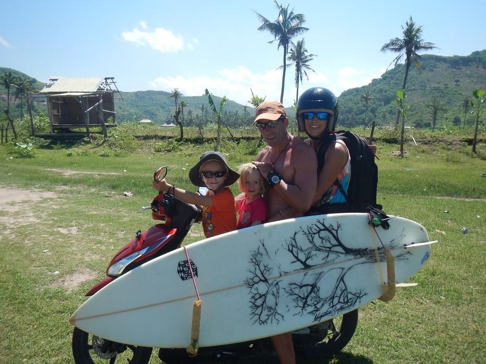 Lombok c'est reparti pour de nouvelles aventures !