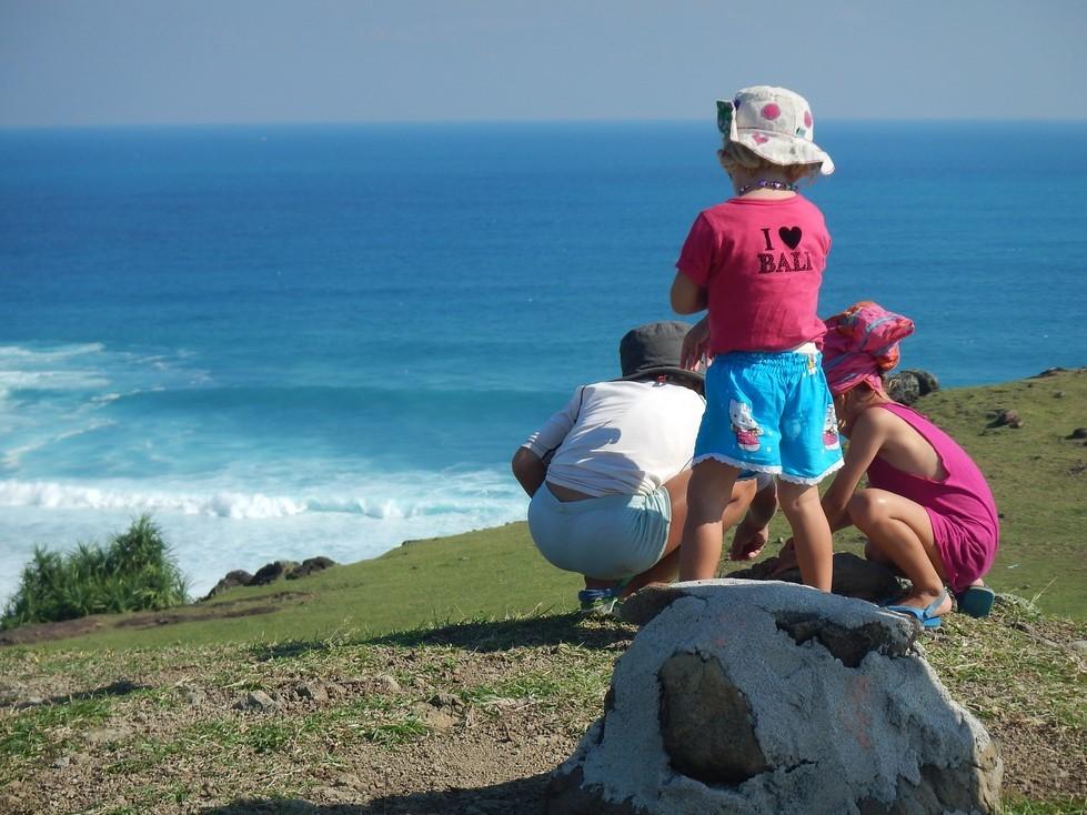 Laia love Bali ! Mais nous sommes à Lombok