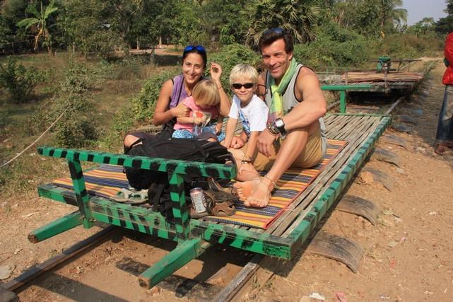 The Bamboo Train ... une expérience hors du commun
