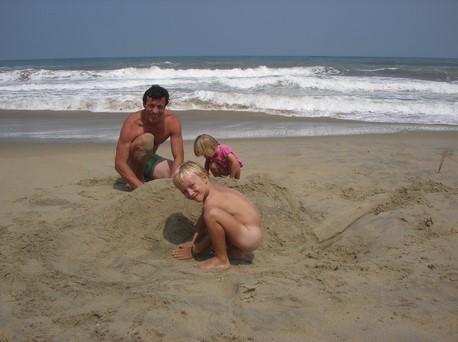 ... et chateaux de sable