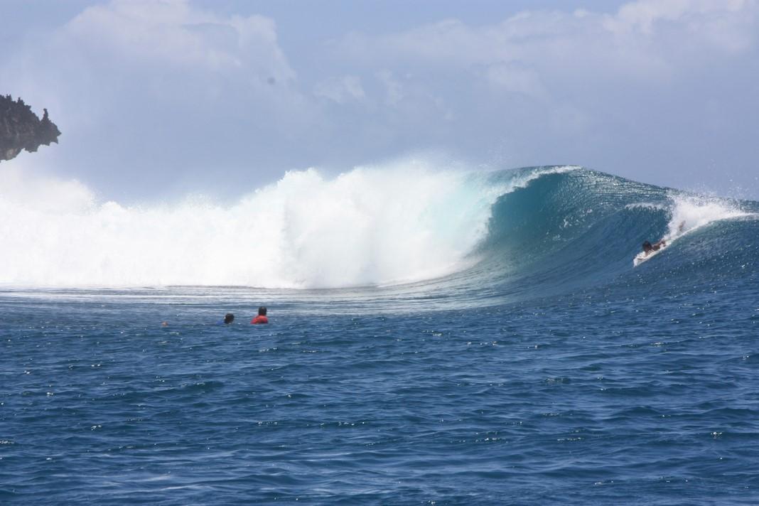 A vous de surfer !