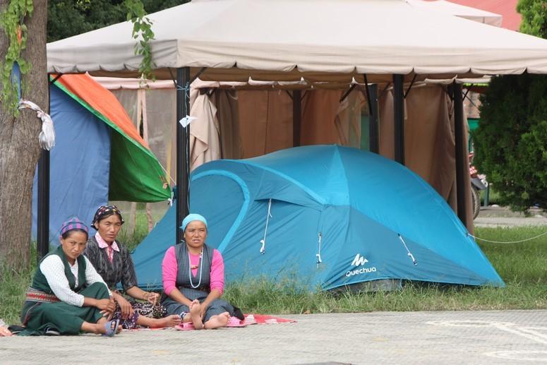 Quechua !!!! Ils ont encore besoin de tentes ...si tu nous entends !