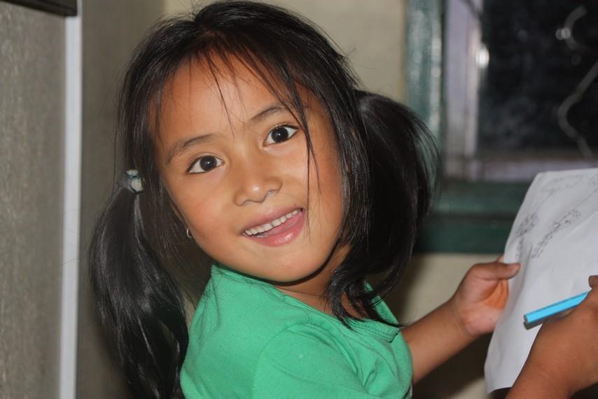 Binita, 6 ans
