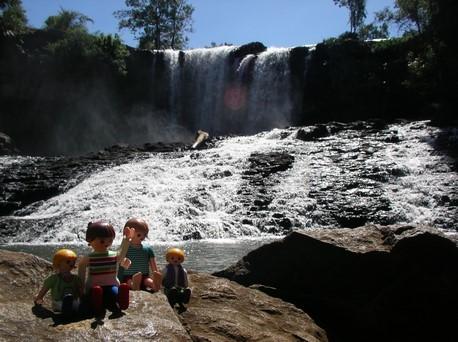 Cascade de Bou Sraa