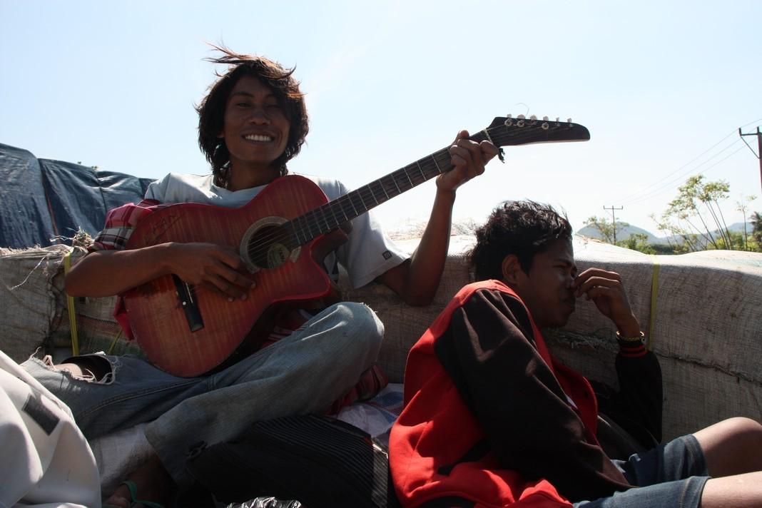 ... en chantant !