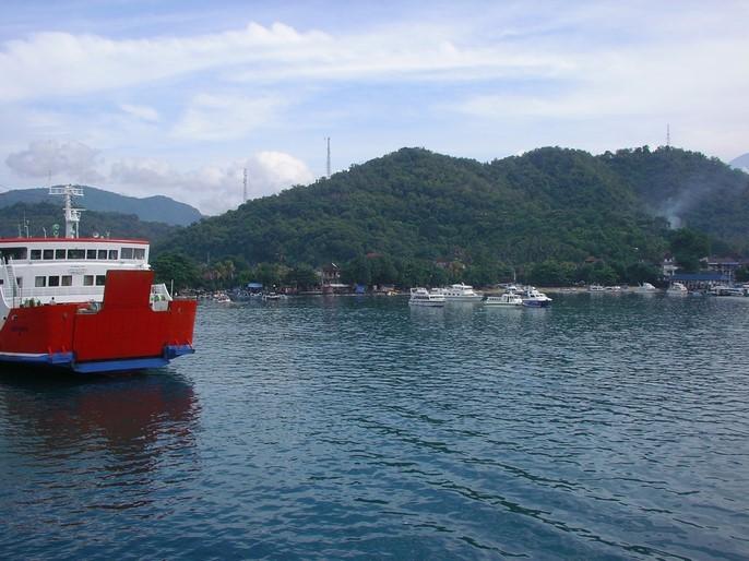 Départ pour Lombok