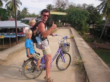 Sortie vélo en famille !