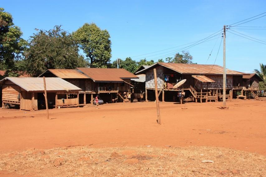 Village soutenu par Enfants du Monde