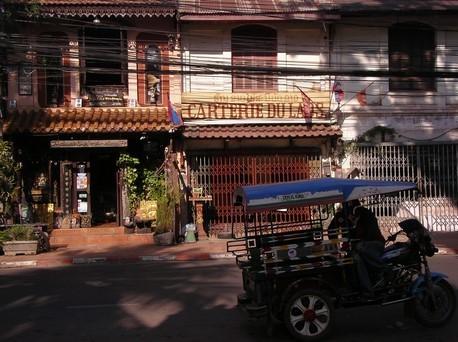 La Carterie du Laos ... une fameuse enseigne !