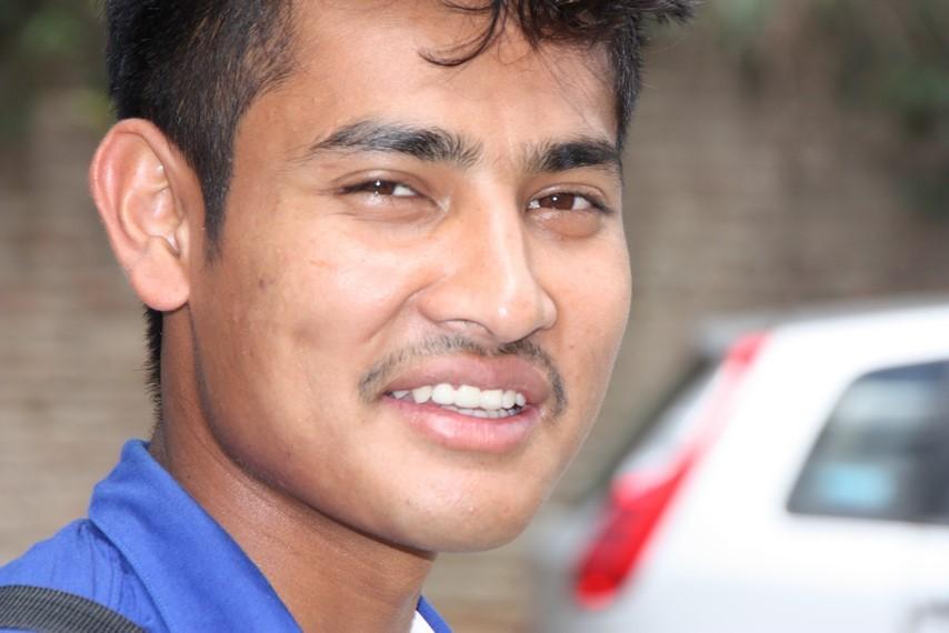 David, 19 ans, diplomé de la National Pioneer Academy