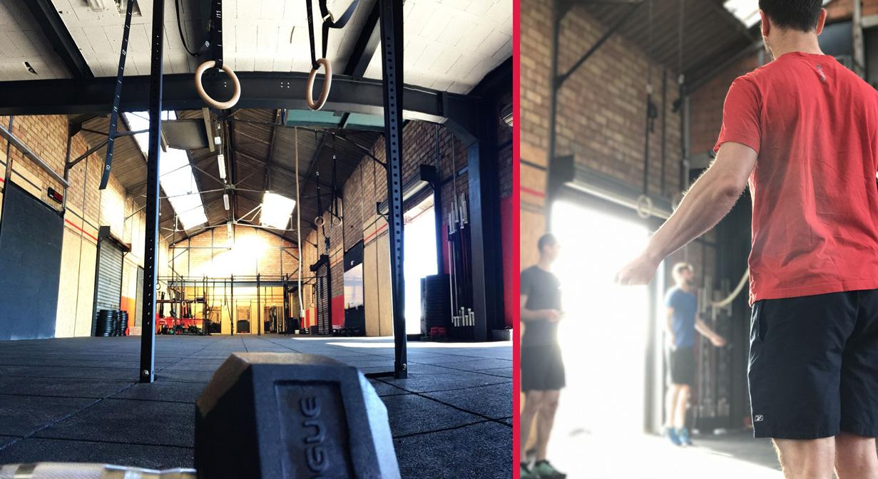 CrossFit : définition