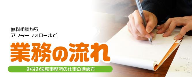 <h1>相続・遺言の業務の流れ|新潟市東区・中央区</h1>