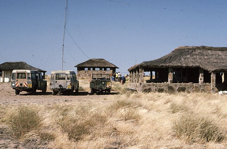 クービ・フォラ遺跡の施設2