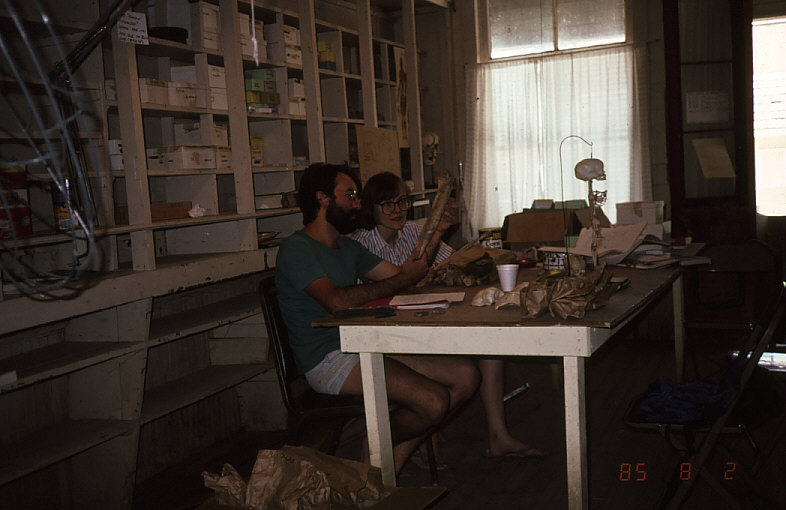 骨学研究室