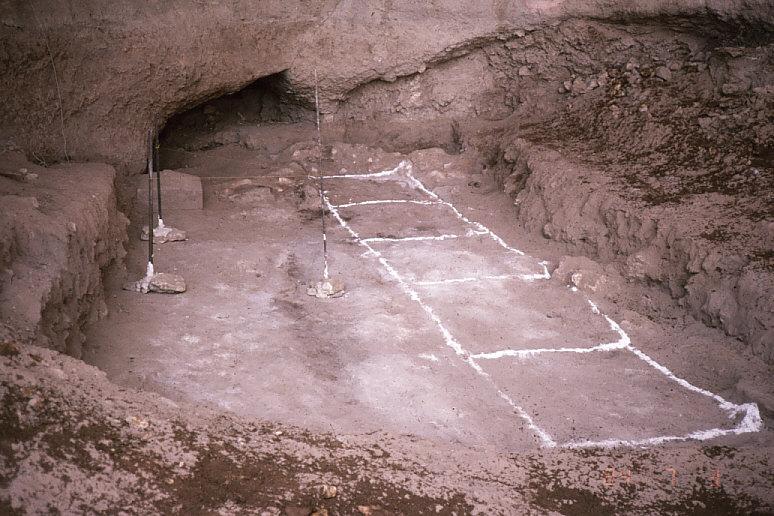 ドゥアラ洞窟内部2:グリッド設定