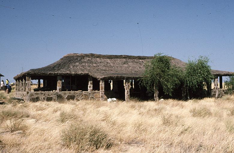 クービ・フォラ遺跡の施設3